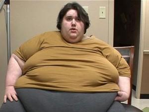 Adolescene obeso 500kg